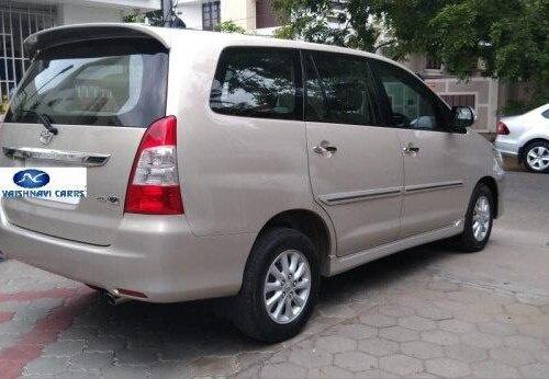 2013 Toyota Innova 2.5 VX (Diesel) 7 Seater MT in Coimbatore