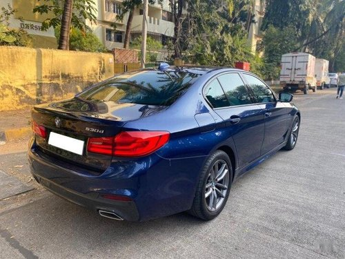 2017 BMW 5 Series 2013-2017 AT for sale in Mumbai