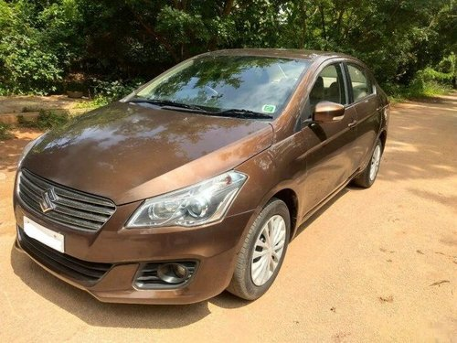 2017 Maruti Suzuki Ciaz Delta MT for sale in Bangalore-5