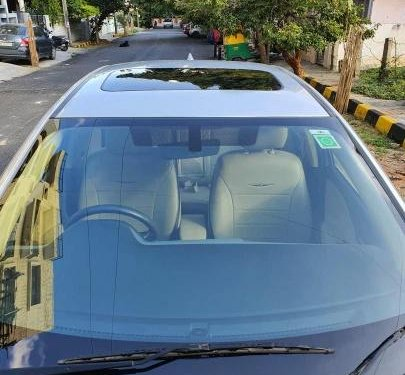 2017 Honda City 1.5 V MT Sunroof in Bangalore-3
