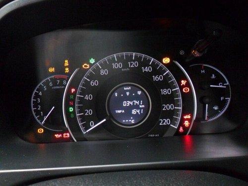 2016 Honda CR V 2.0L 2WD AT in Bangalore
