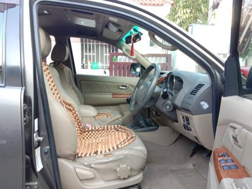 2010 Toyota Fortuner 3.0 Diesel MT for sale in Coimbatore
