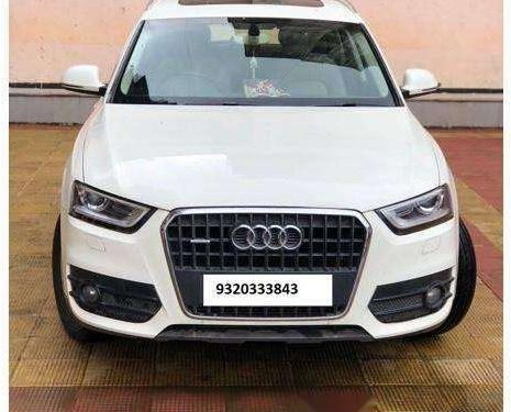 2014 Audi Q3 2.0 TDI Quattro Premium Plus AT in Mumbai