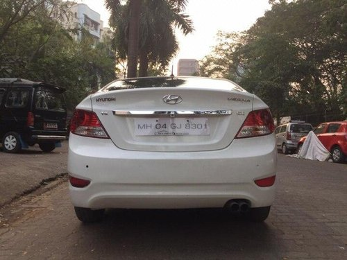 2014 Hyundai Verna 1.6 CRDi EX AT in Mumbai