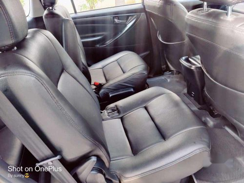 Used Toyota Innova Crysta 2018 MT in Hyderabad