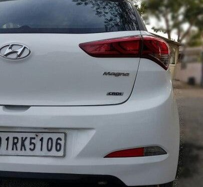 Used 2018 Hyundai i20 MT for sale in Ahmedabad