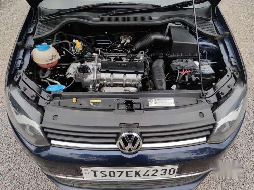 Used 2015 Volkswagen Polo MT for sale in Hyderabad