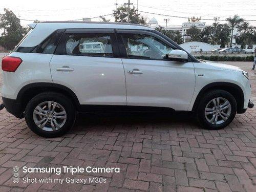 Used 2016 Maruti Suzuki Vitara Brezza MT for sale in Indore