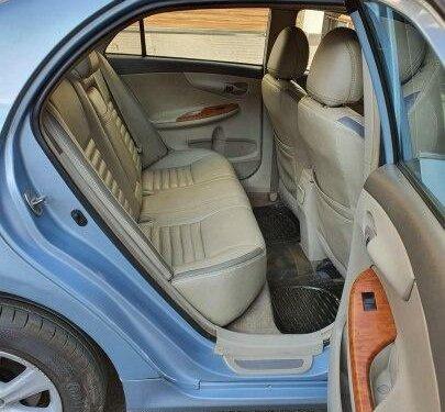 2009 Toyota Corolla Altis G MT in Bangalore
