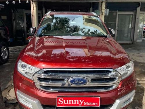 Ford Endeavour 2016 AT for sale in Patiala