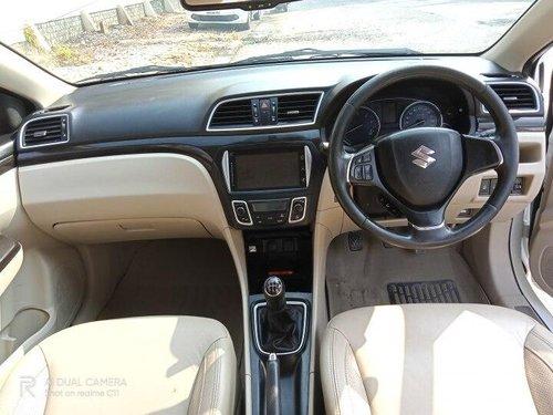 Used Maruti Suzuki Ciaz 2016 MT for sale in Indore
