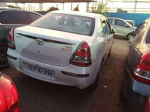 Toyota Etios GD 2014 MT for sale in Hyderabad