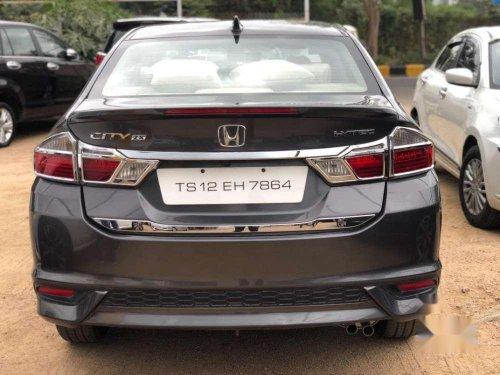 2017 Honda City ZX CVT AT in Hyderabad