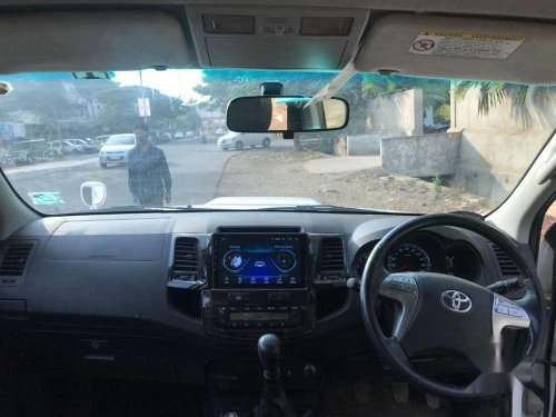 Used Toyota Fortuner 2015 MT for sale in Sangli