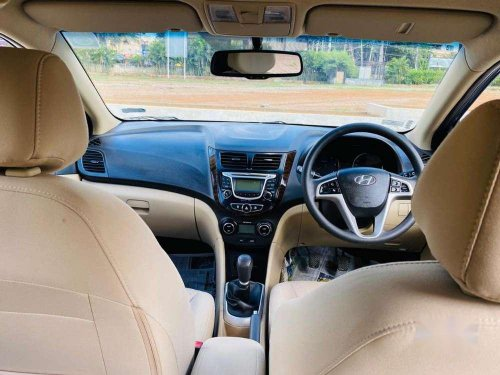 Used Hyundai Verna 2013 MT for sale in Nagar