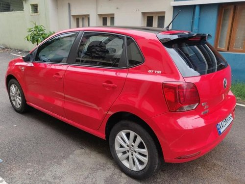 Used 2015 Volkswagen Polo GT TSI AT in Bangalore