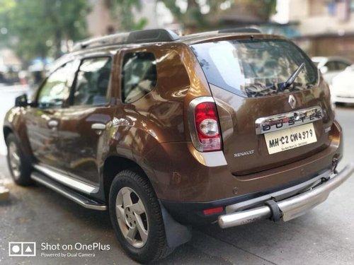 2013 Renault Duster 110PS Diesel RxZ MT in Mumbai