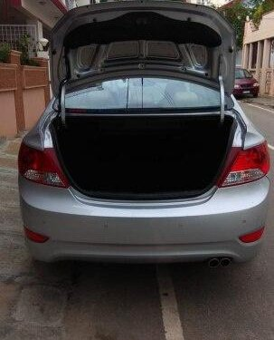 2012 Hyundai Verna SX IVT AT in Bangalore