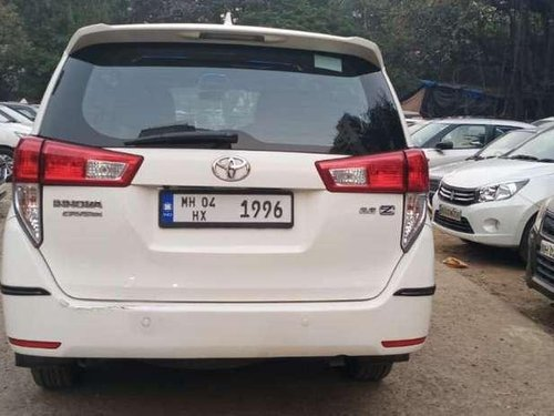 2017 Toyota Innova Crysta MT for sale in Mumbai
