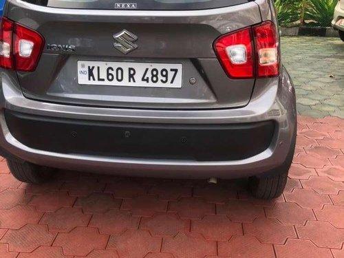 Used Maruti Suzuki Ignis 2019 AT for sale in Kannur