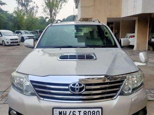2012 Toyota Fortuner MT for sale in Mumbai