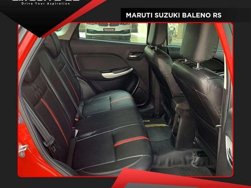 Used Maruti Suzuki Baleno RS, 2019 MT for sale in Pondicherry