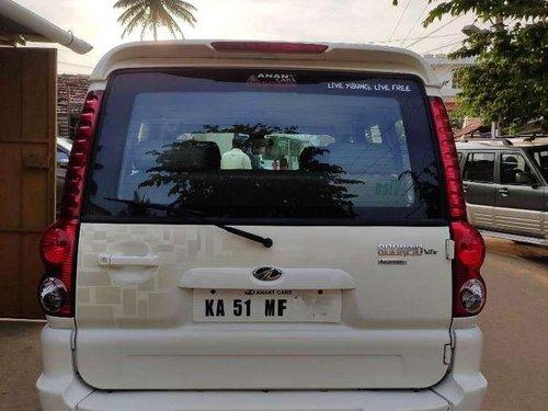 Used Mahindra Scorpio 2014 MT for sale in Hassan