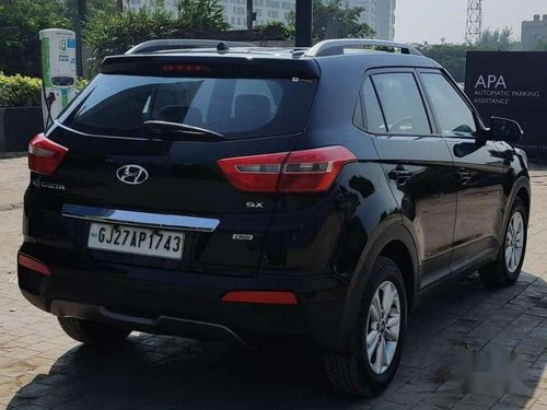 Used Hyundai Creta 1.6 SX 2015 MT for sale in Ahmedabad-10