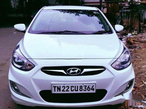2012 Hyundai Fluidic Verna MT for sale in Chennai