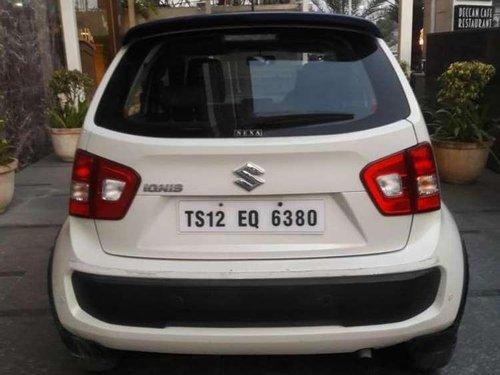 2018 Maruti Suzuki Ignis 1.2 AMT Delta AT in Hyderabad