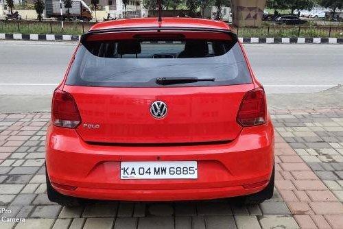 Used 2019 Volkswagen Polo 1.0 MPI Comfortline MT in Bangalore