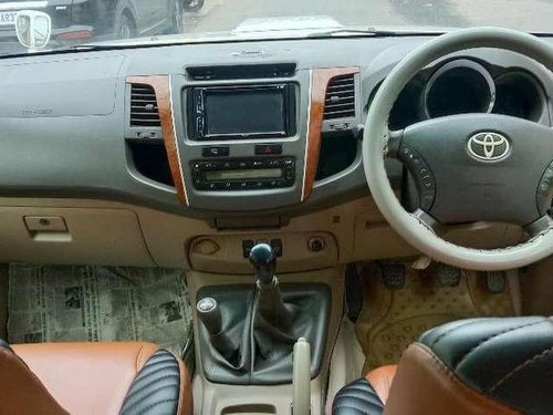 2010 Toyota Fortuner MT for sale in Nagpur