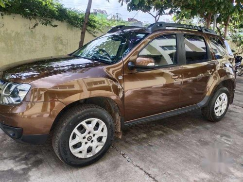 Used Renault Duster 2017 MT for sale in Pondicherry