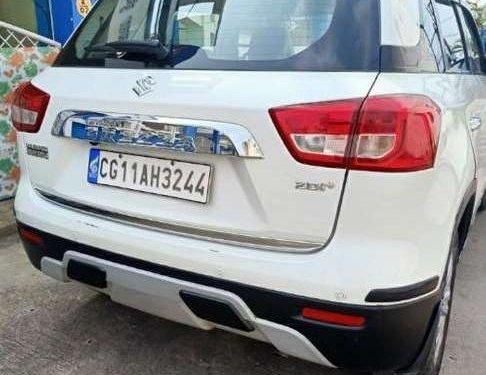 2016 Maruti Suzuki Vitara Brezza MT for sale in Janjgir