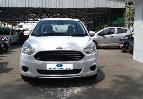 Ford Aspire Titanium 2016 MT for sale in Coimbatore