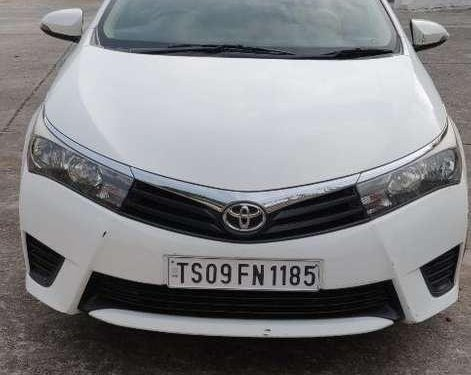 Toyota Corolla Altis G 2016 MT for sale in Hyderabad