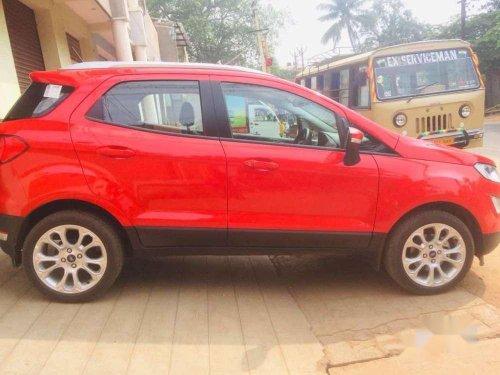 Ford Ecosport EcoSport Trend Plus 1.5 TDCi, 2018, Diesel MT in Coimbatore