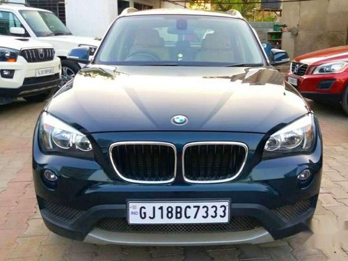 Used BMW X1 sDrive20d, 2014 AT for sale in Ahmedabad