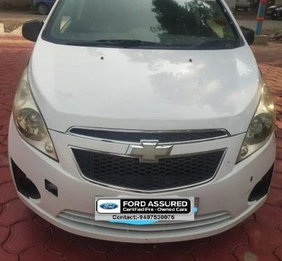 Used Chevrolet Beat 2011 MT for sale in Bhopal