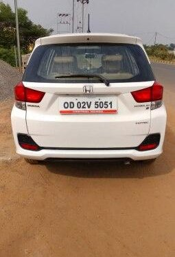 Used 2015 Honda Mobilio MT for sale in Bhubaneswar