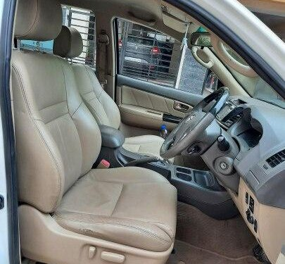 2014 Toyota Fortuner 4x2 AT TRD Sportivo in Bangalore