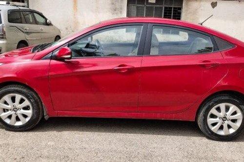 Used 2015 Hyundai Verna 1.6 VTVT SX MT for sale in Bangalore