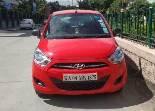 2011 Hyundai i10 Era 1.1 iTech SE MT for sale in Bangalore