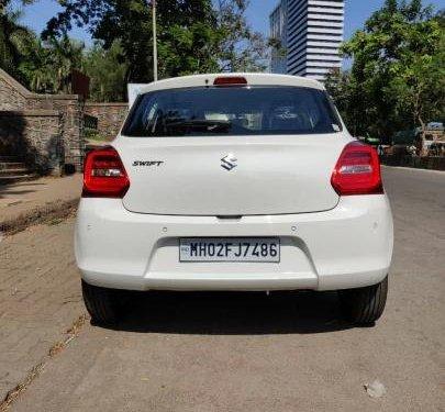 Used 2020 Maruti Suzuki Swift AMT ZXI Plus AT in Mumbai
