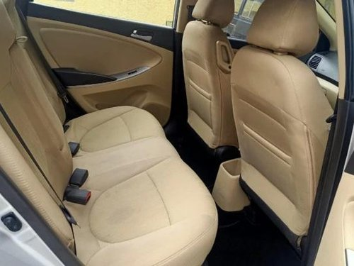 2017 Hyundai Verna 1.4 EX MT in Bangalore