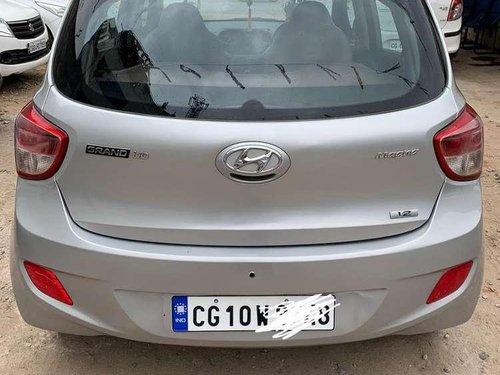 Used 2015 Hyundai Grand i10 MT for sale in Bilaspur