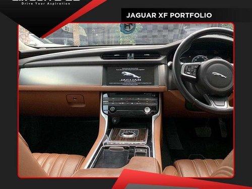 Used Jaguar XF Portfolio 2.0, 2018 AT for sale in Pondicherry