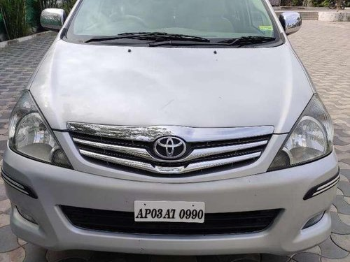 Used 2011 Toyota Innova 2.5 E MT for sale in Hyderabad