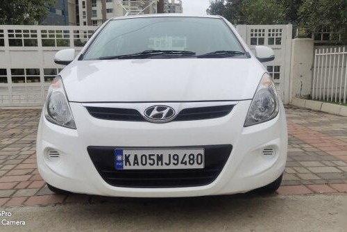 2011 Hyundai i20 Sportz Petrol MT in Bangalore