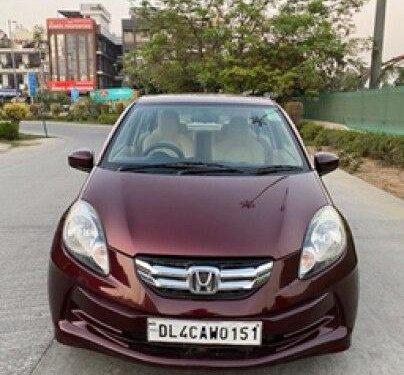 2013 Honda Amaze S Option CVT i-VTEC AT in New Delhi